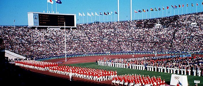 オリンピック で 何処 日本 た を は オリンピック メダル が しょう され で とっ 開催 た 初めて