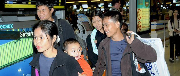 受け入れ 日本 難民