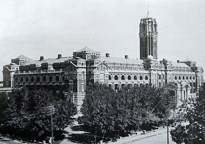 台湾総督府庁舎(現・総統府)の建築秘話 | nippon.com