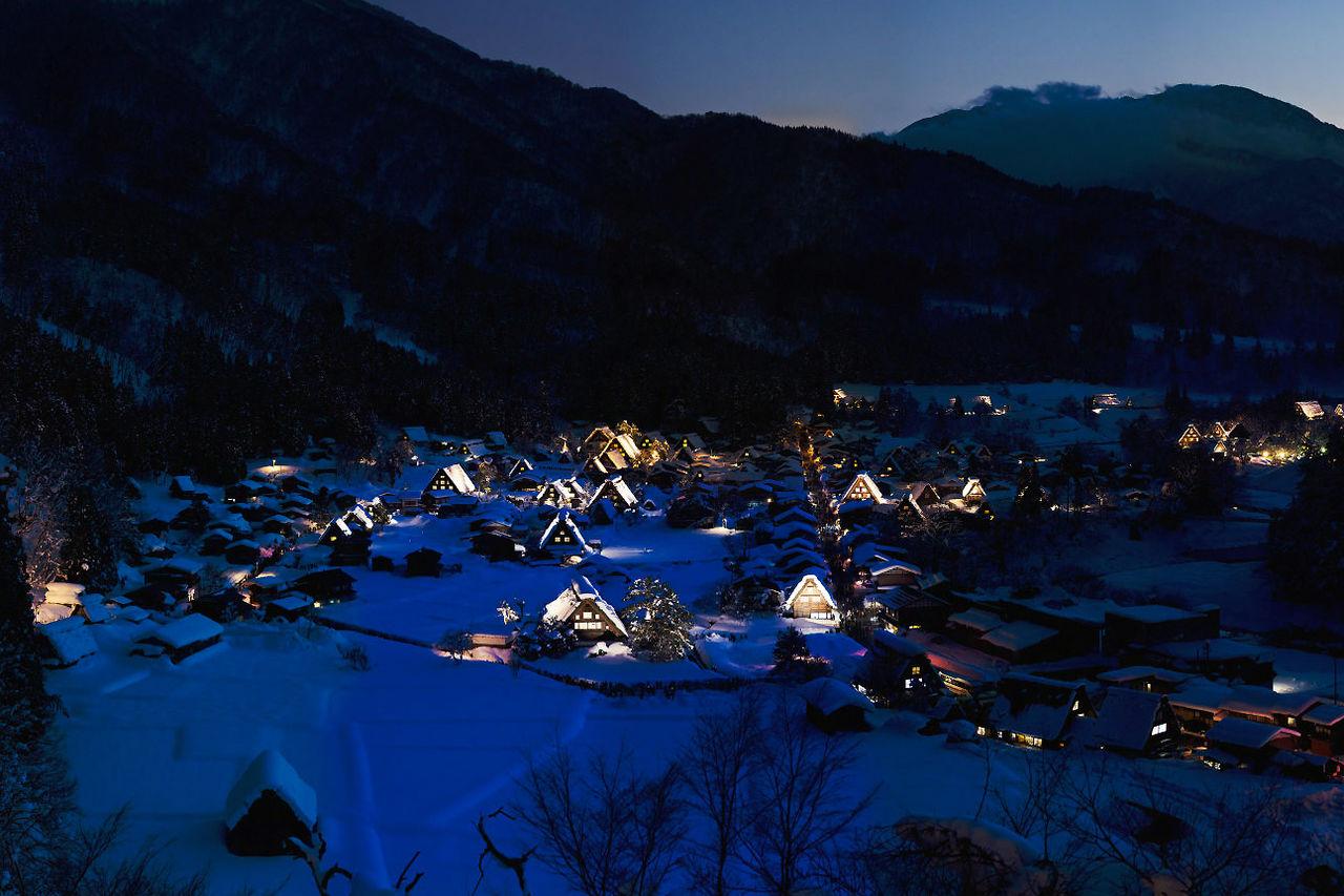 白川郷・五箇山の合掌造り集落の画像 p1_27