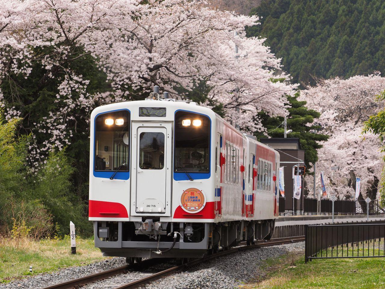 鉄道 三陸