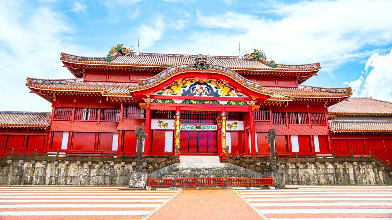 首里城のプロフィール: かつての琉球王国の中心 | nippon.com