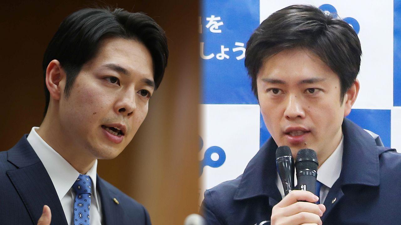 コロナ対応で脚光浴びる2人のイケメン首長 : 北海道・鈴木知事と大阪 ...