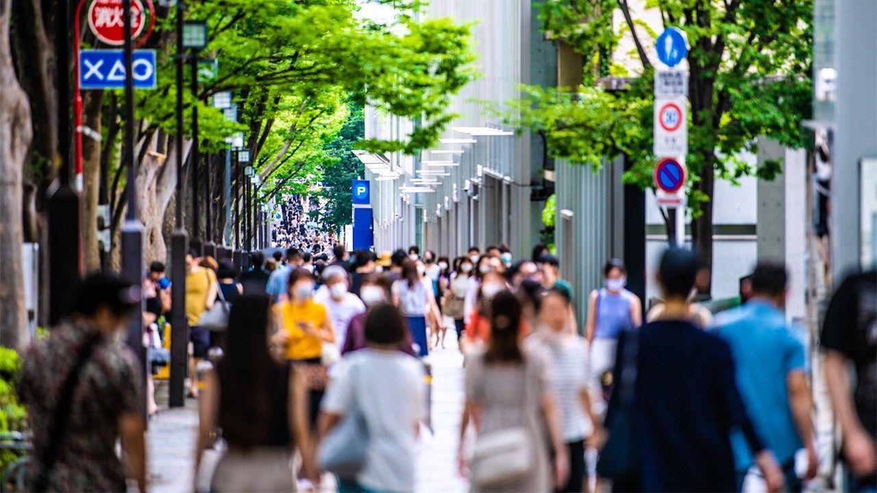 の 総 人口 2020 日本