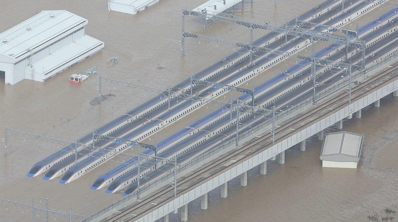 2019年の水害被害額は過去最大の2兆1500億円 : 東日本台風で被災建物8 ...