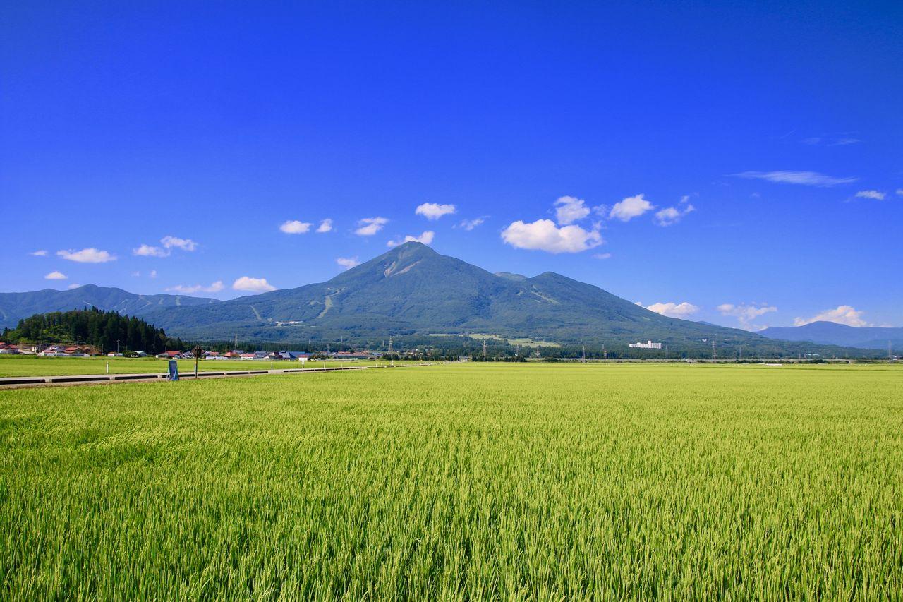 会津富士 : 磐梯山(PIXTA)