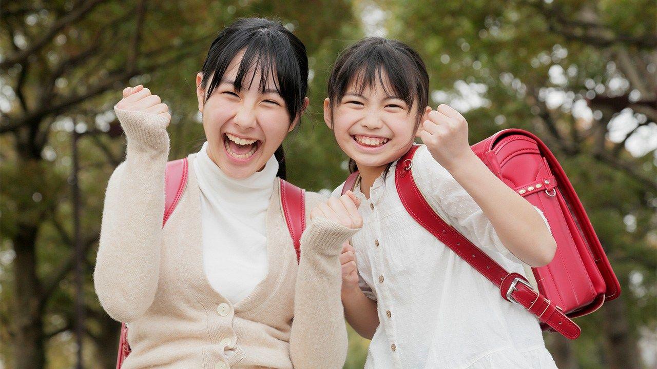 小学生が選ぶ今年の漢字は「笑」 : 大人が見習いたいポジティブ発想 ...