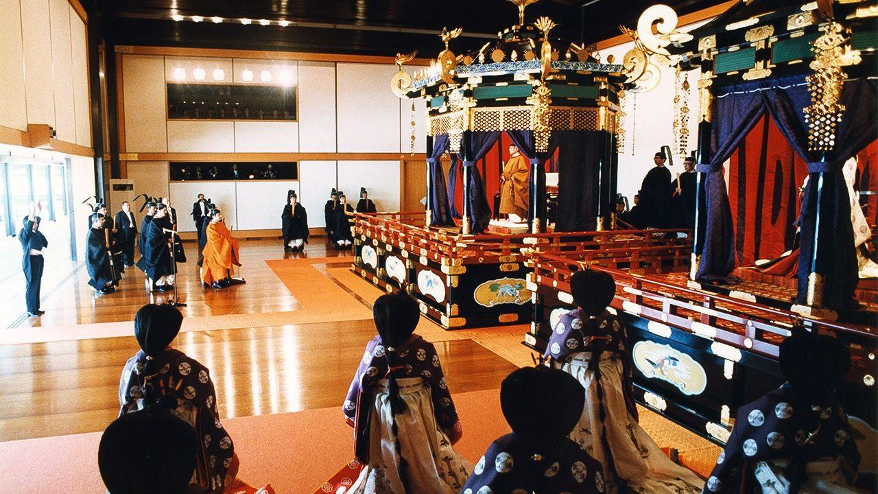 皇位継承の重要儀式は10、11月に:「即位の礼」と大嘗祭