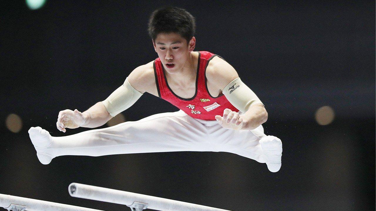 橋本大輝:「美しい体操」でニッポンの次代エースへ―東京五輪 ...