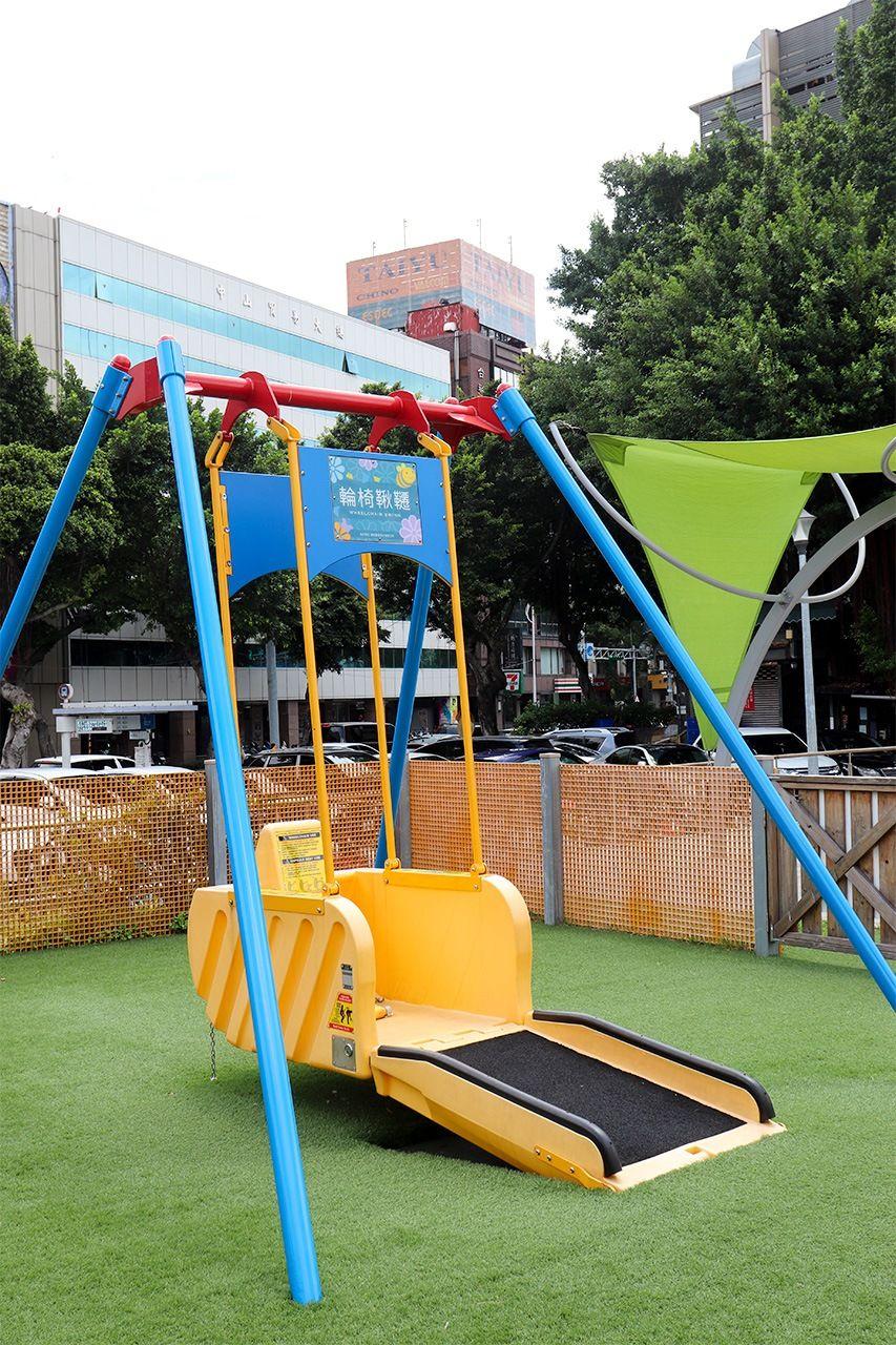 私たちの公園革命――台湾に「インクルーシブ遊戯場」が生まれた日 ...