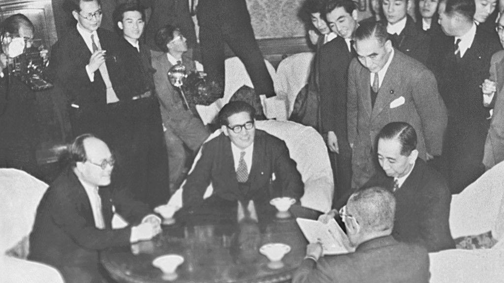 指揮権発動から8カ月、長期政権に幕:戦後初期、内閣が倒れた二つの ...