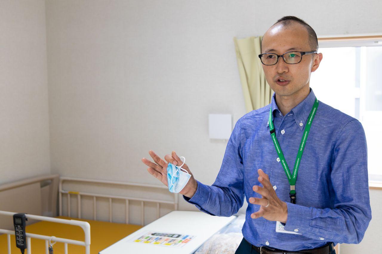 専門家に相談しながら、いろいろな活用方法を想定したと語る樋口さん