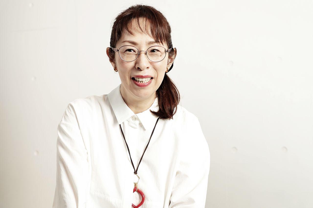 小説『ホテルローヤル』の作者、桜木紫乃