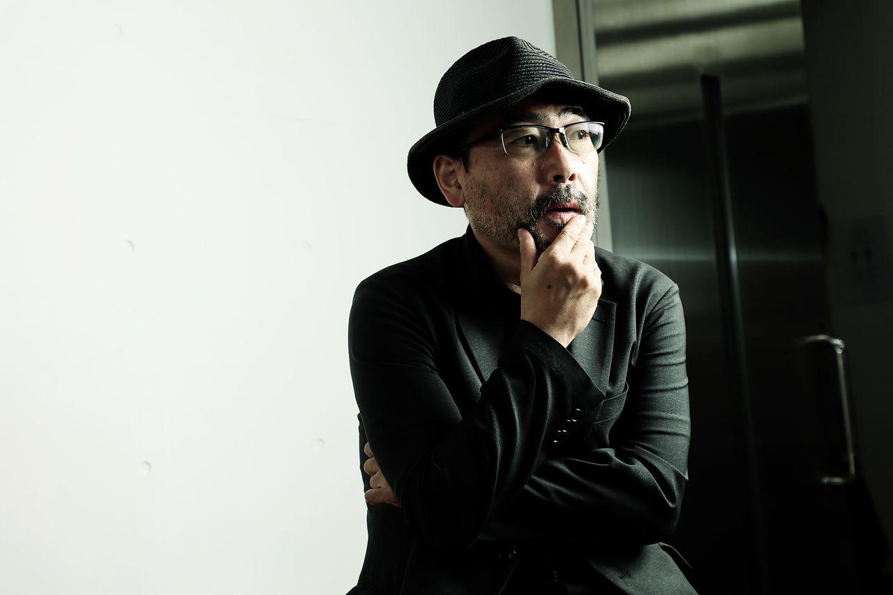 映画『ホテルローヤル』の武正晴監督