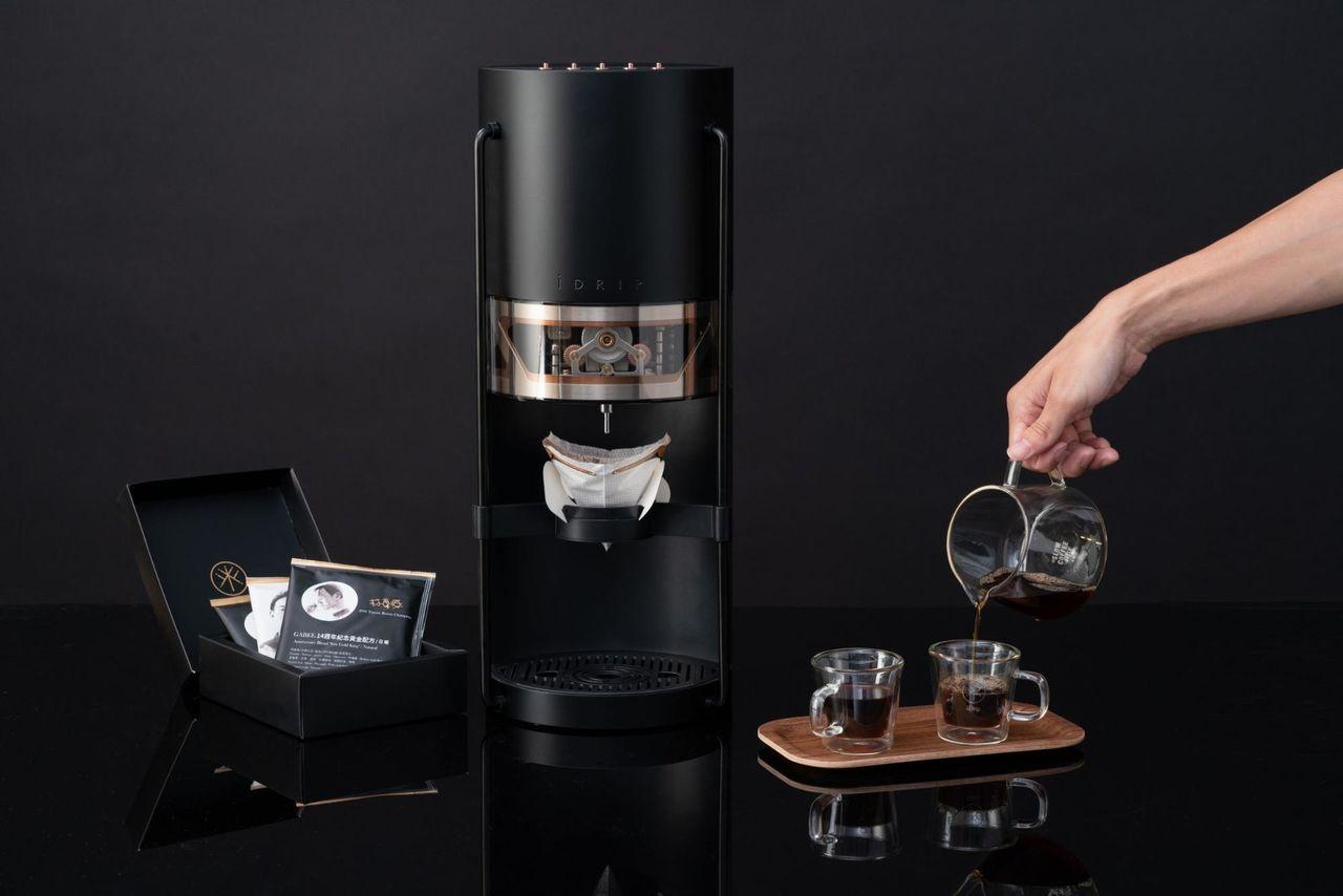 台湾初のIoTコーヒーメーカー「iDrip」(写真:iDrip 提供)
