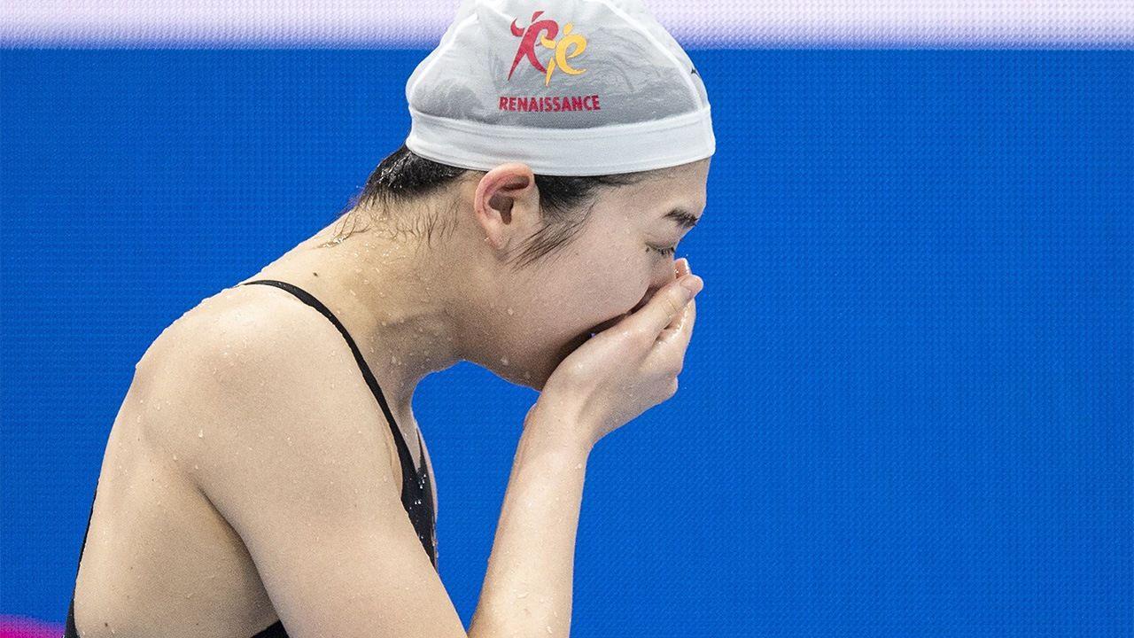 「水泳があるからこそ自分がいる」: 池江璃花子の奇跡の復活劇を支えた一途な思い