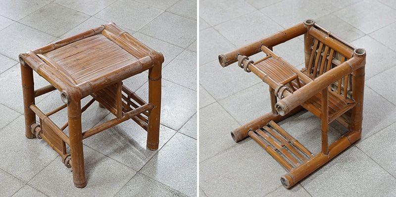 日本の民芸運動に影響を与えた台湾竹工芸