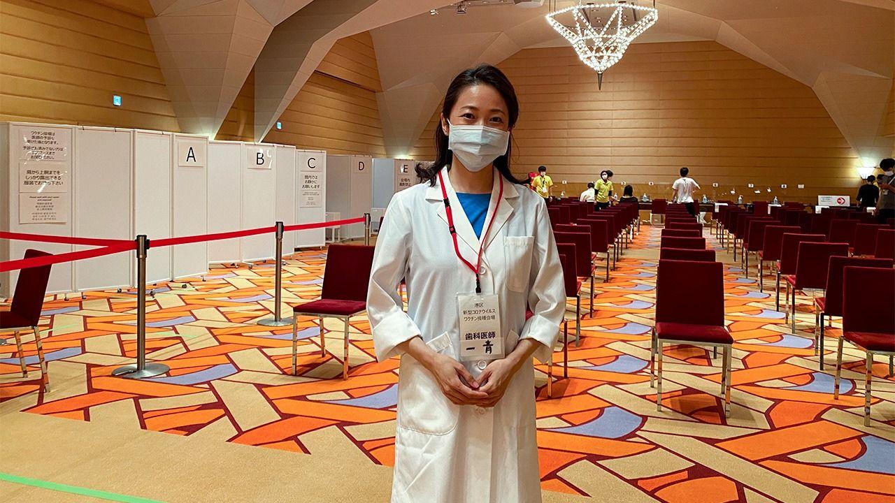 台湾出身の歯科医が目撃した新型コロナワクチン接種の舞台裏