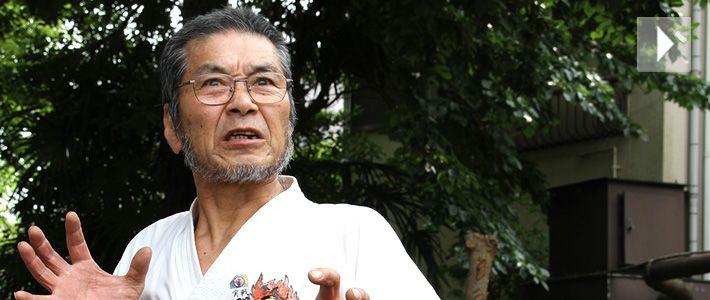 動画】「ゴジラ剣法」薩摩剣八郎...