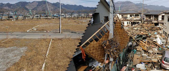 東日本大震災から4年、三陸被災地の今・上 | nippon.com