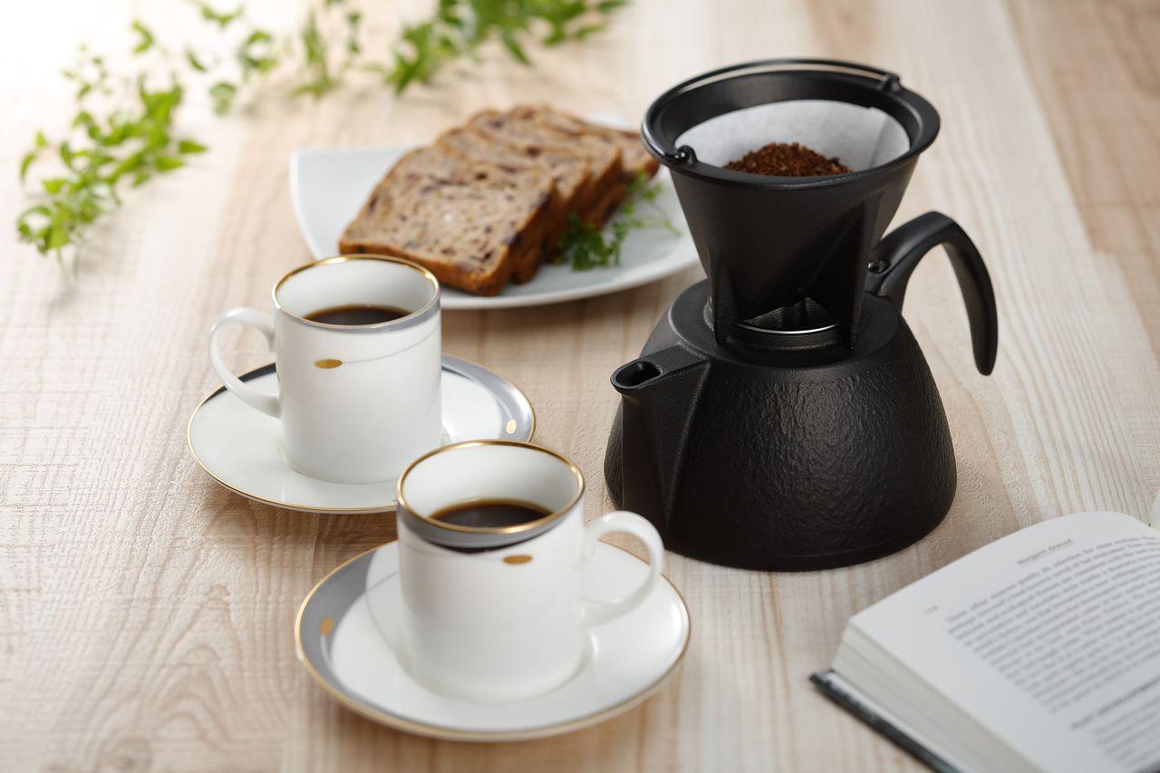 Этот кофейник настолько популярен, что иногда отсутствует на складе (© Iwachū)