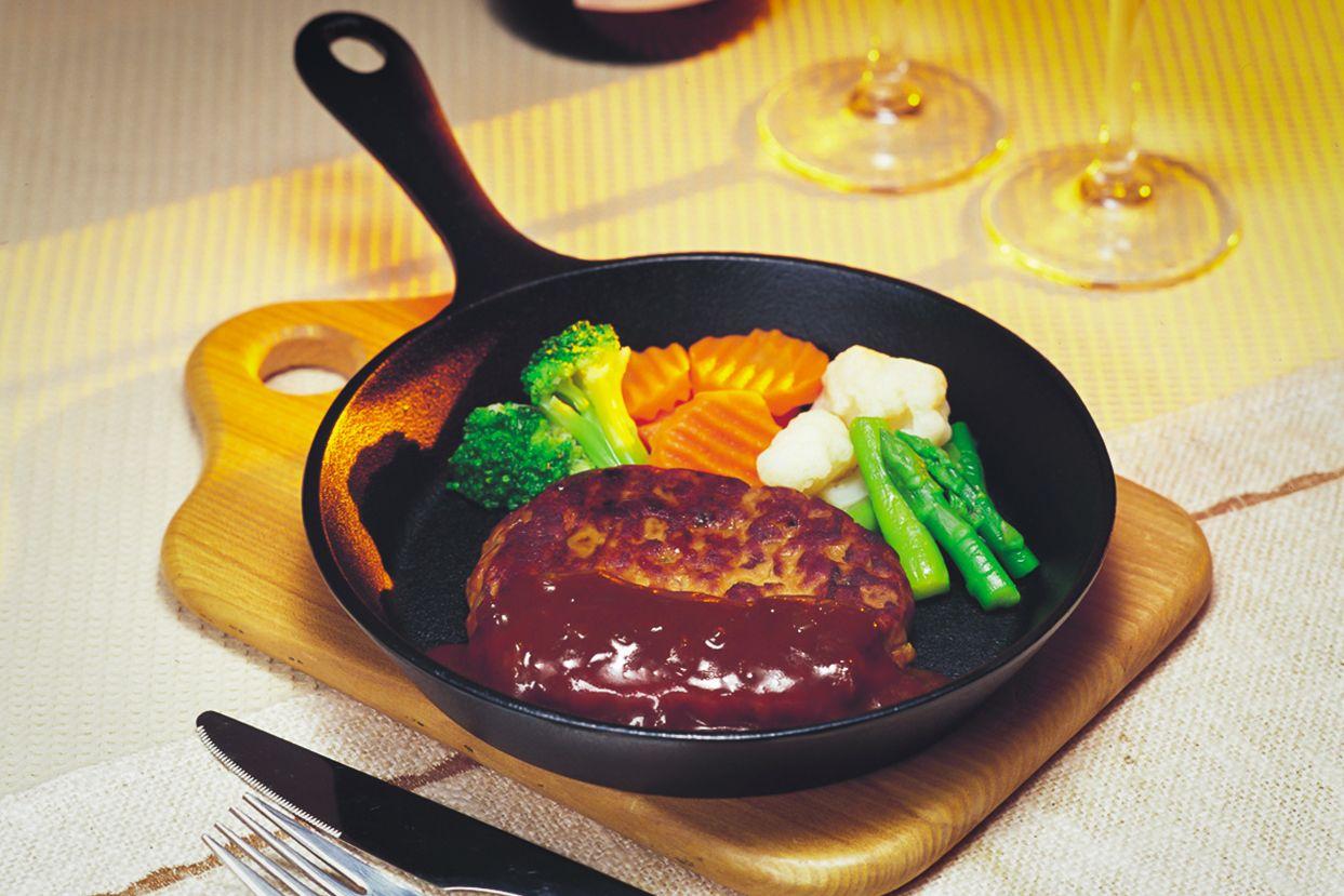 Сковородка для индукционной плитки (© Iwachū)