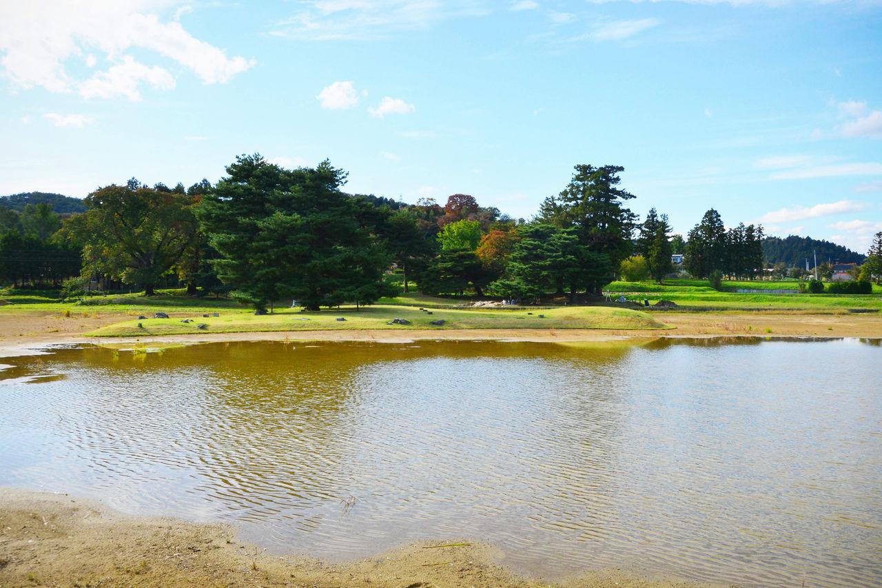 Мурёкоин благоустраивают как исторический памятник и парк(© Shoepress)