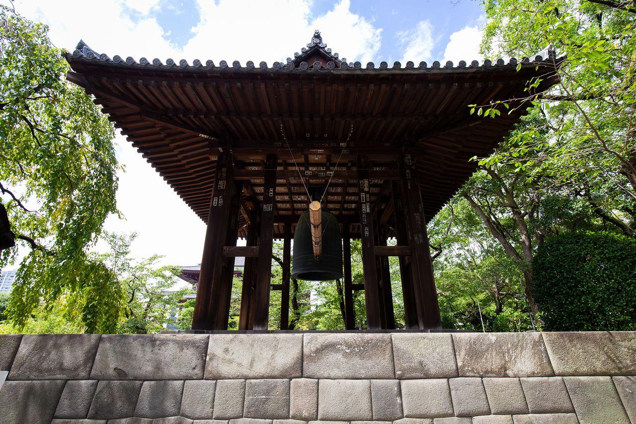 Дайбонсё считался одним из трёх великих храмовых колоколов Эдо