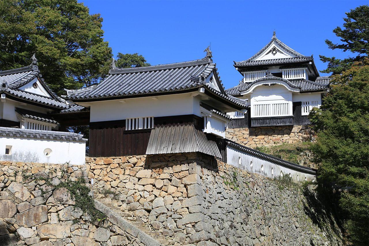 (Фотография предоставлена Ассоциацией туризма преф. Окаяма)