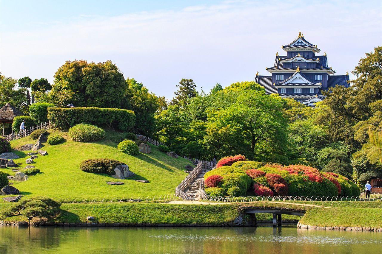(Фотография предоставлена Туристической ассоциацией преф. Окаяма)