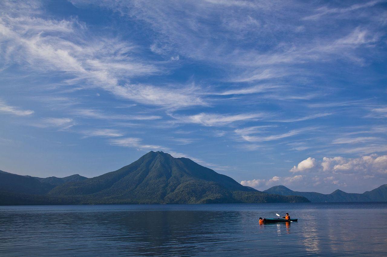 Озеро Сикоцу (предоставлено муниципалитетом Титосэ)