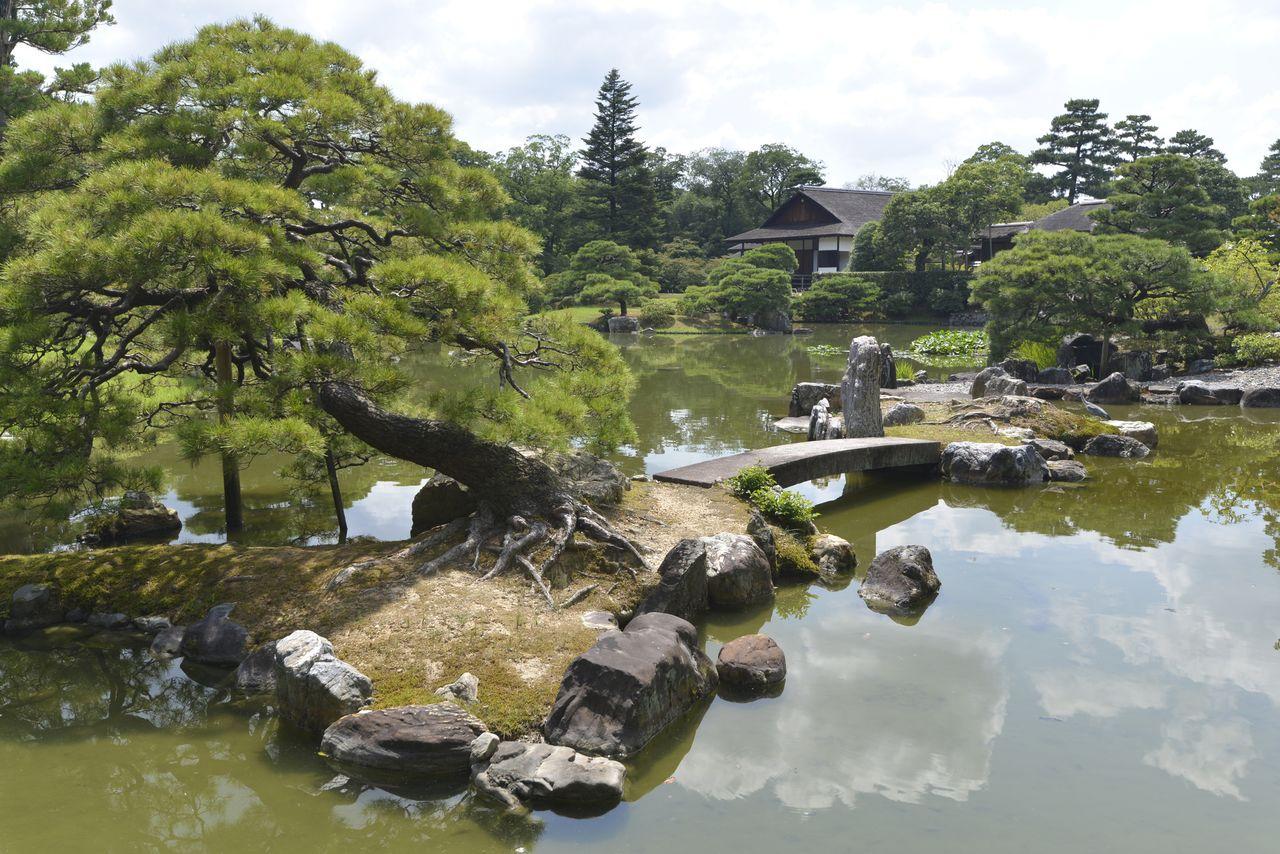 Сад Кацура Рикю в Киото, занявший второе место (© Ogurisu_Q / Pixta)