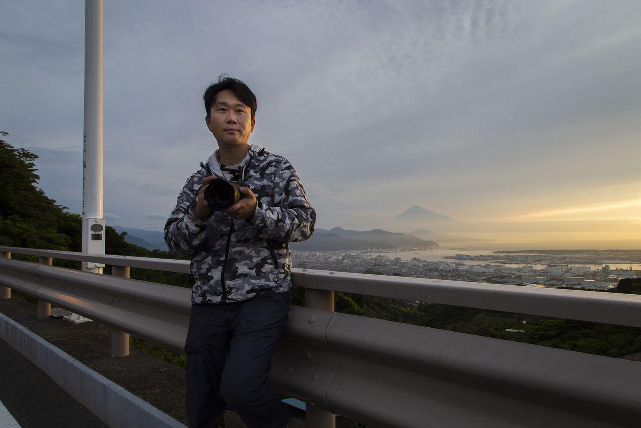 Хасимуки думает, что без социальных сетей он, возможно, не занимался бы фотографией так долго (©Nippon.com)