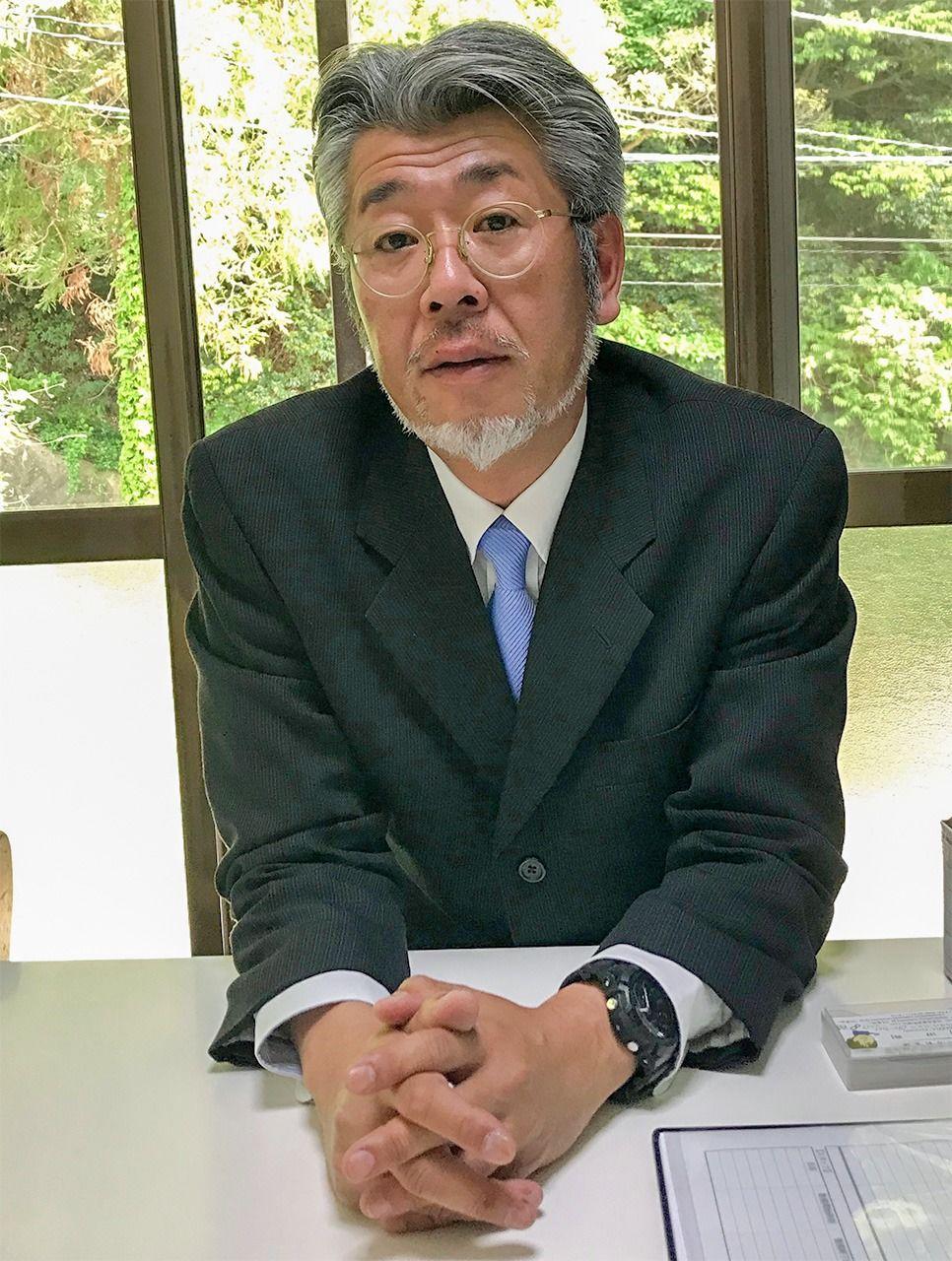 Директор CAPPA Суэнага Наомити