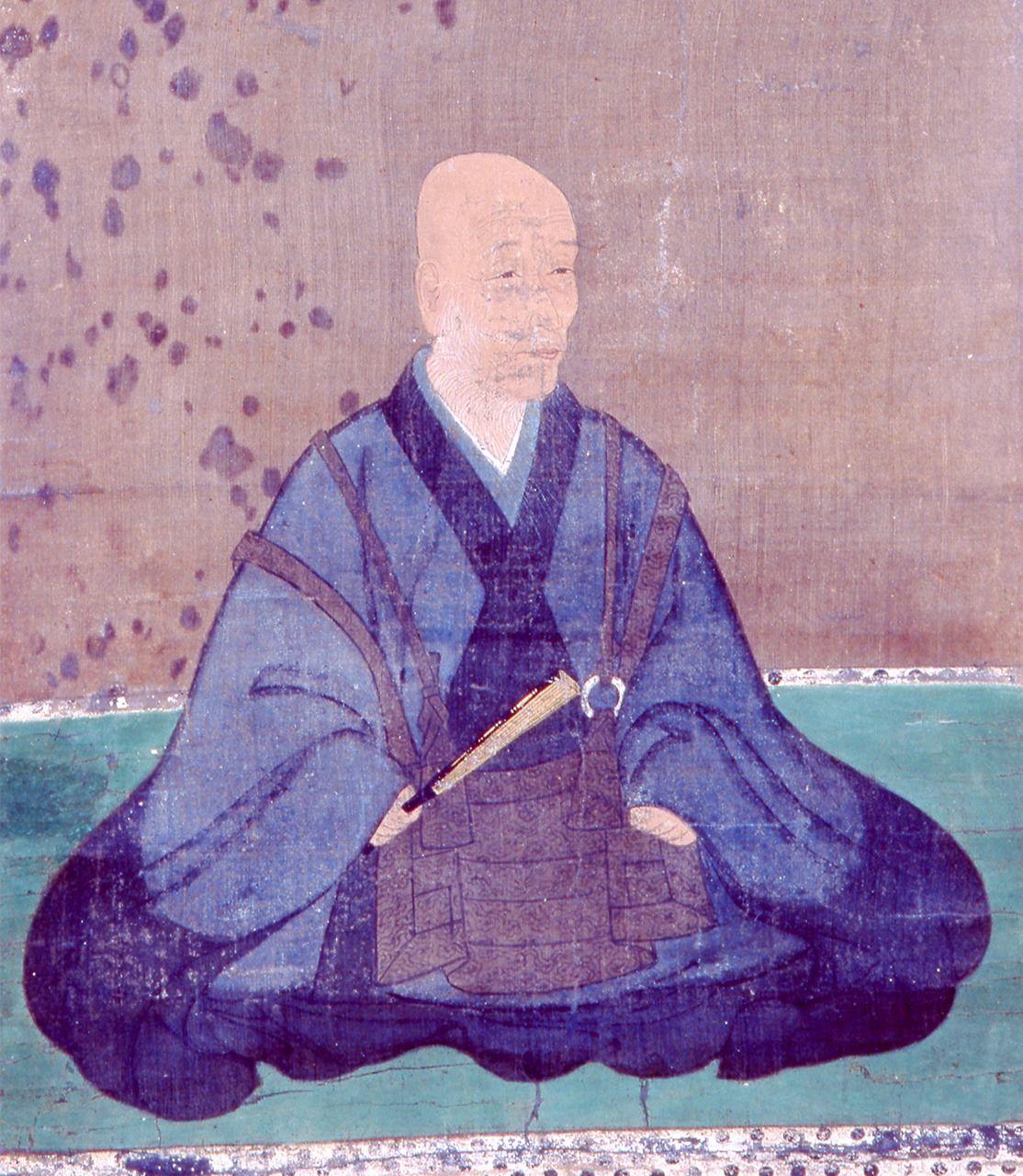 Портрет монаха Соги (Исторический музей Ямагути преф. Ямагути)