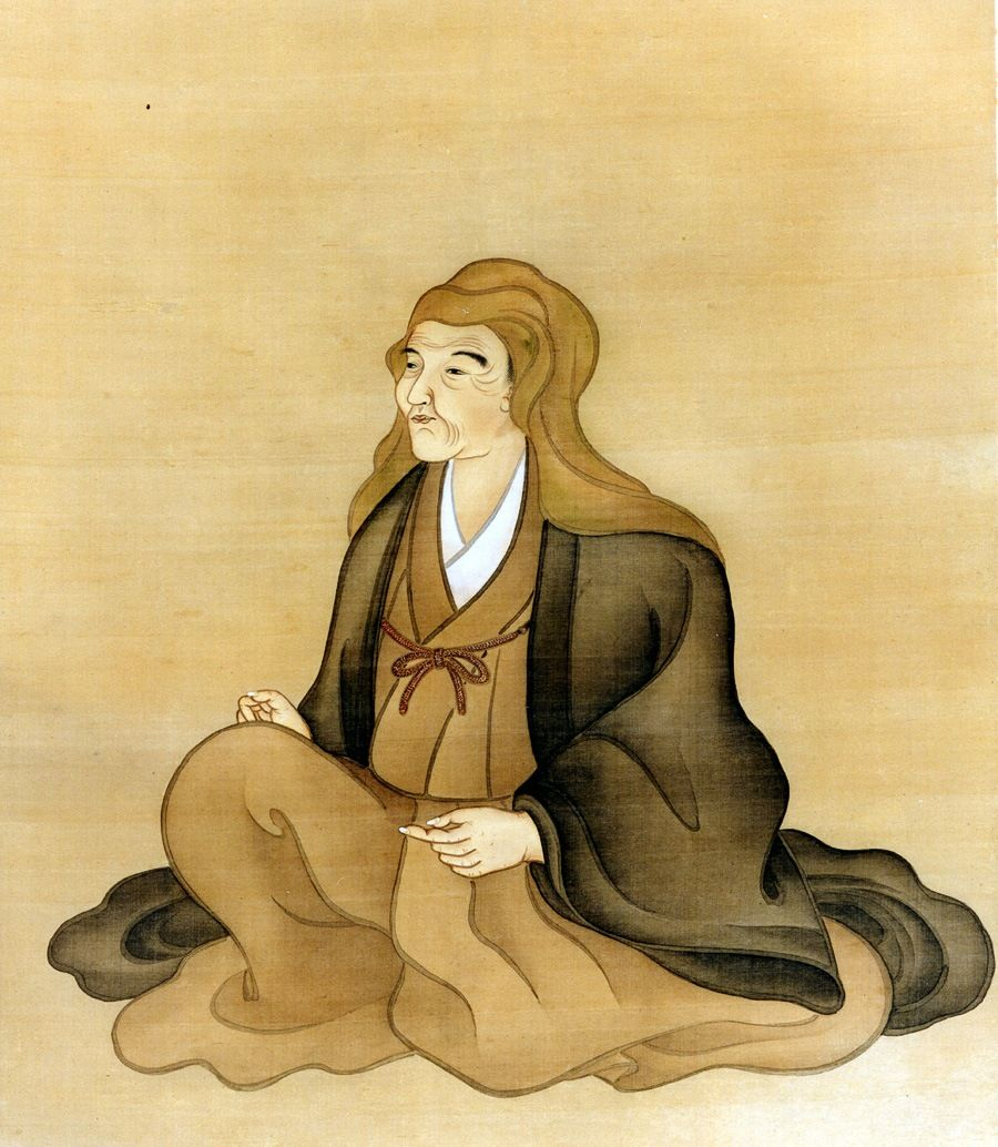 Китамура Кигин (портрет из Музея Кигина)