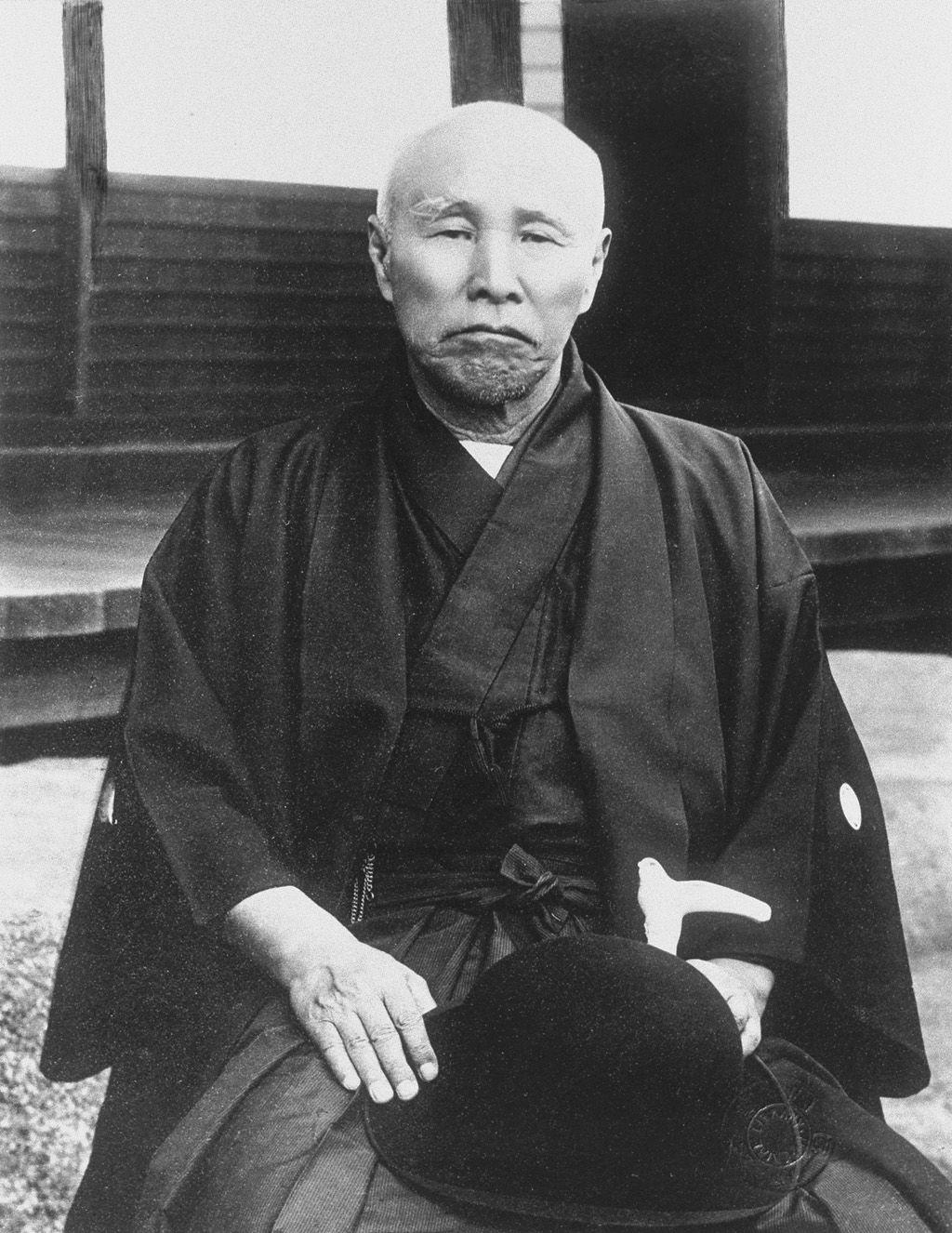 Окума Сигэнобу (© Национальная парламентская библиотека)