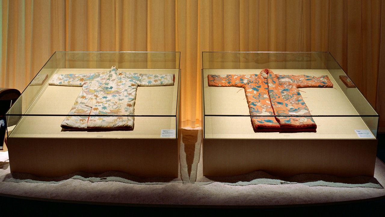 Japonse Rok на выставке «Японизм в моде», 1996 год. Фото Хатакэямы Наои (© Киотский институт костюма)