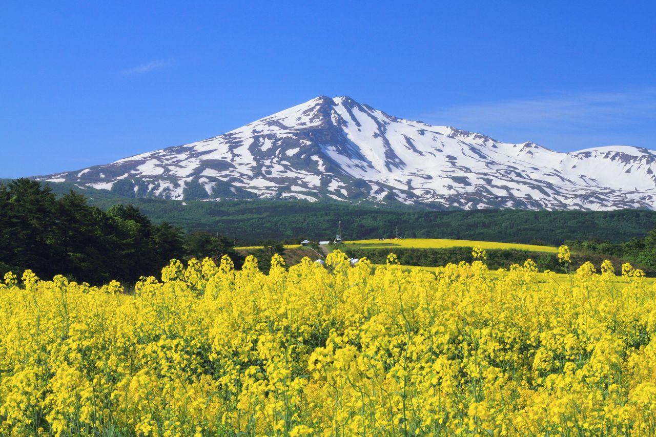 Гора Тёкай (© Photolibrary)