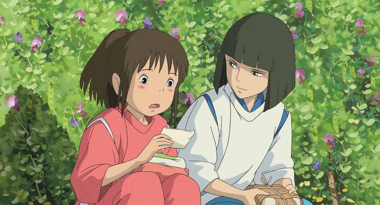 «Унесённые призраками» (© 2001 Studio Ghibli / NDDTM)