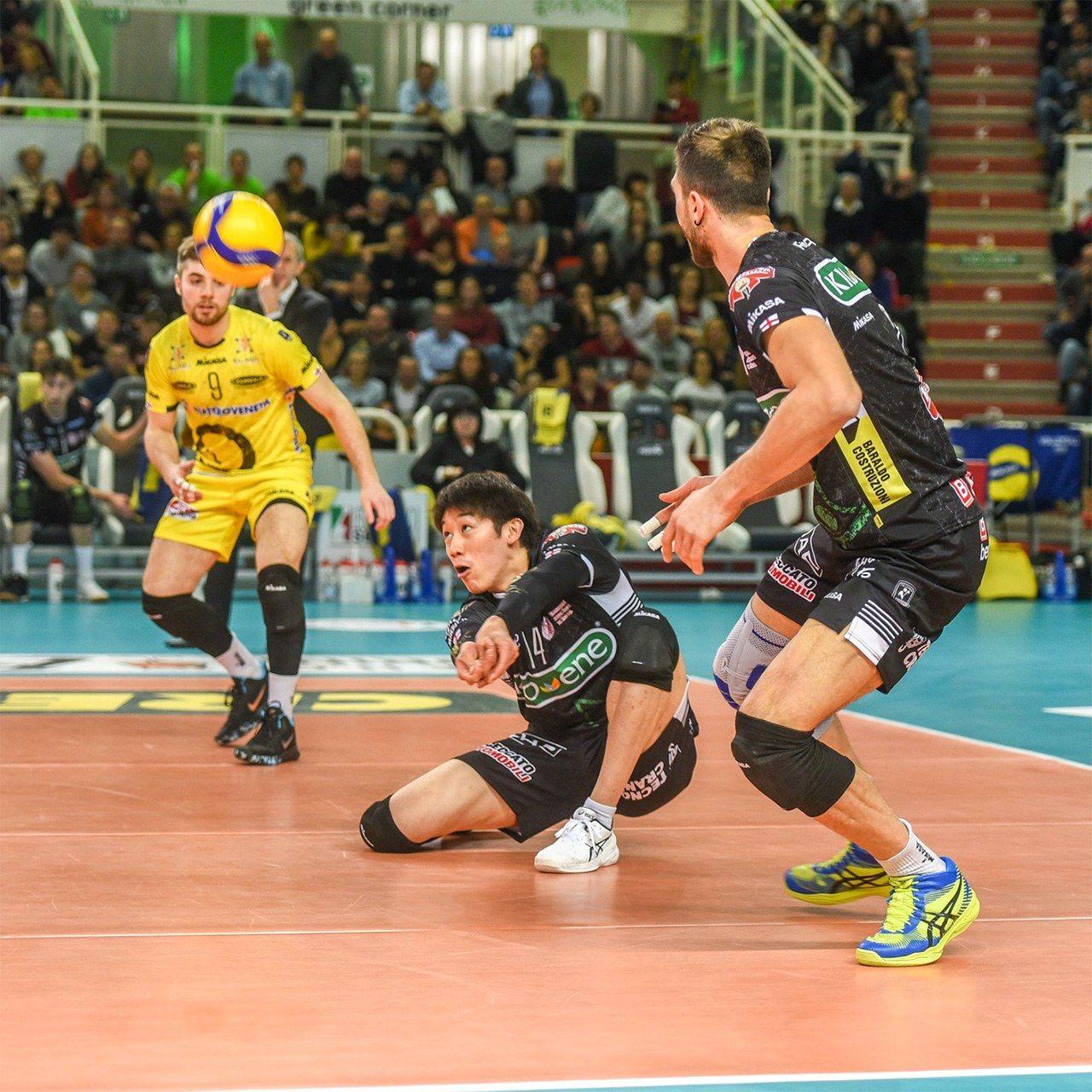 Исикава – ключевой игрок в обороне команды
