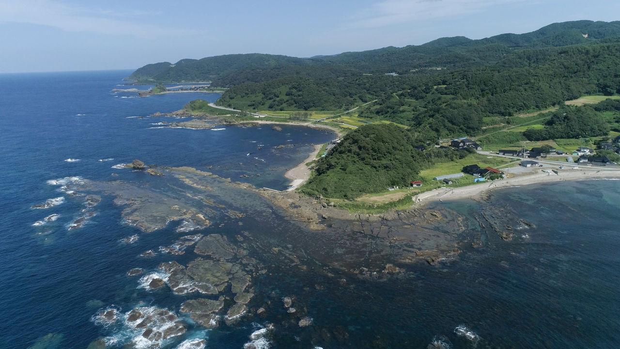 Полуостров Ното процветал как ключевой пункт морских перевозок по Японскому морю с древних времен