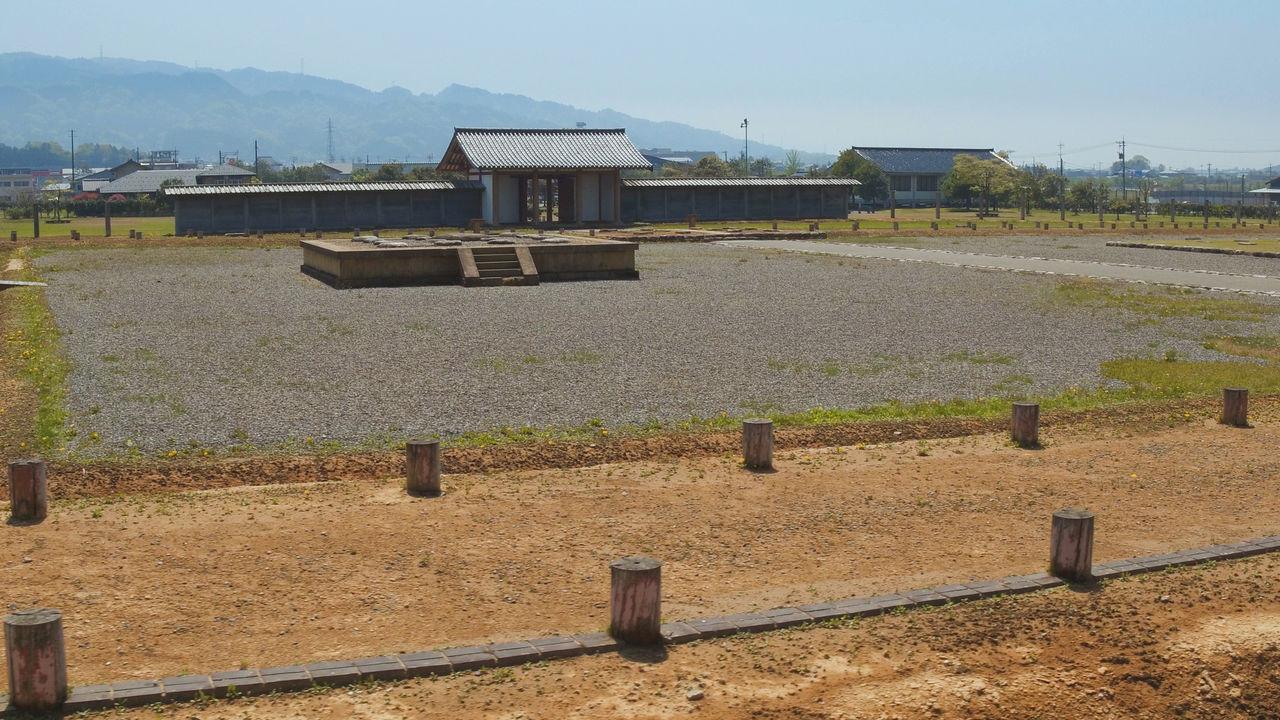 Остатки храма Ното-кокубундзи раскапывают и исследуют с 1970 года