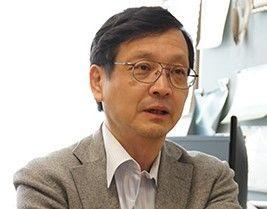 Оситани Хитоси, профессор Университета Тохоку (фотография предоставлена Унивеситетом Тохоку)