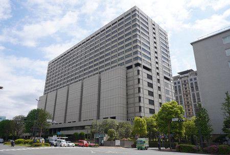 東京地裁が入る裁判所合同庁舎(東京都千代田区)